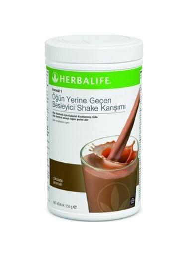 Herbalife Herbalife Formül 1 Öğün Yerine Geçen Besleyici Shake Karışımı Çikolata Aromalı Renksiz